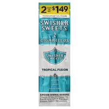 Swisher Sweets Tropical Fusion (2 pack)