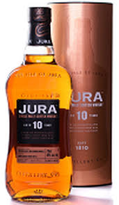 The Isle of Jura 10 Year Single Malt Whiskey (750 ml)