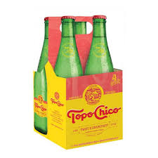 Topo Chico Grapefruit (4 pack)