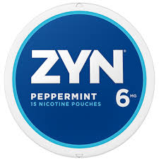 Zyn 6mg Peppermint