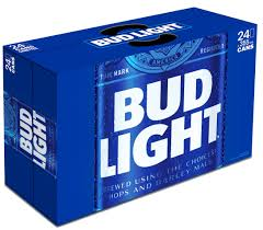 Bud Light (24 cans)