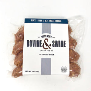 Bovine & Swine Black & Blue Cheese (4 pack)