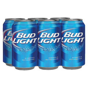 Bud Light (6 pack cans)