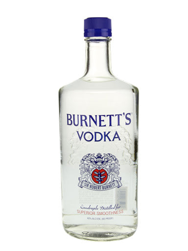 Burnett's Vodka (750 ml)