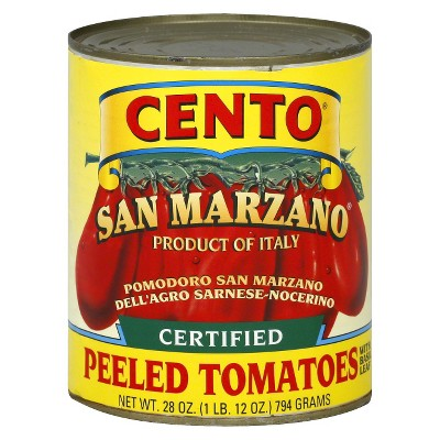 Cento Whole Peeled Tomatoes (28 oz can)