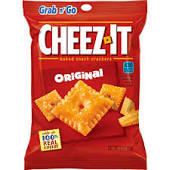 Cheez-It Grab Bag (3 oz)