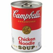 Campbell's Chicken Noodle Soup (10.75oz)