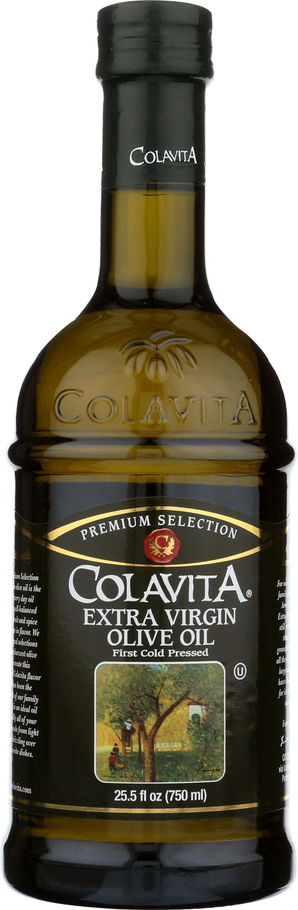 Colavita Extra Virgin Olive Oil (17 oz)