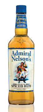Admiral Nelson's Spiced Rum (750)