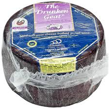 "Mitica ""Drunken Goat"" Mini Cheese Wheel  (10 oz)"