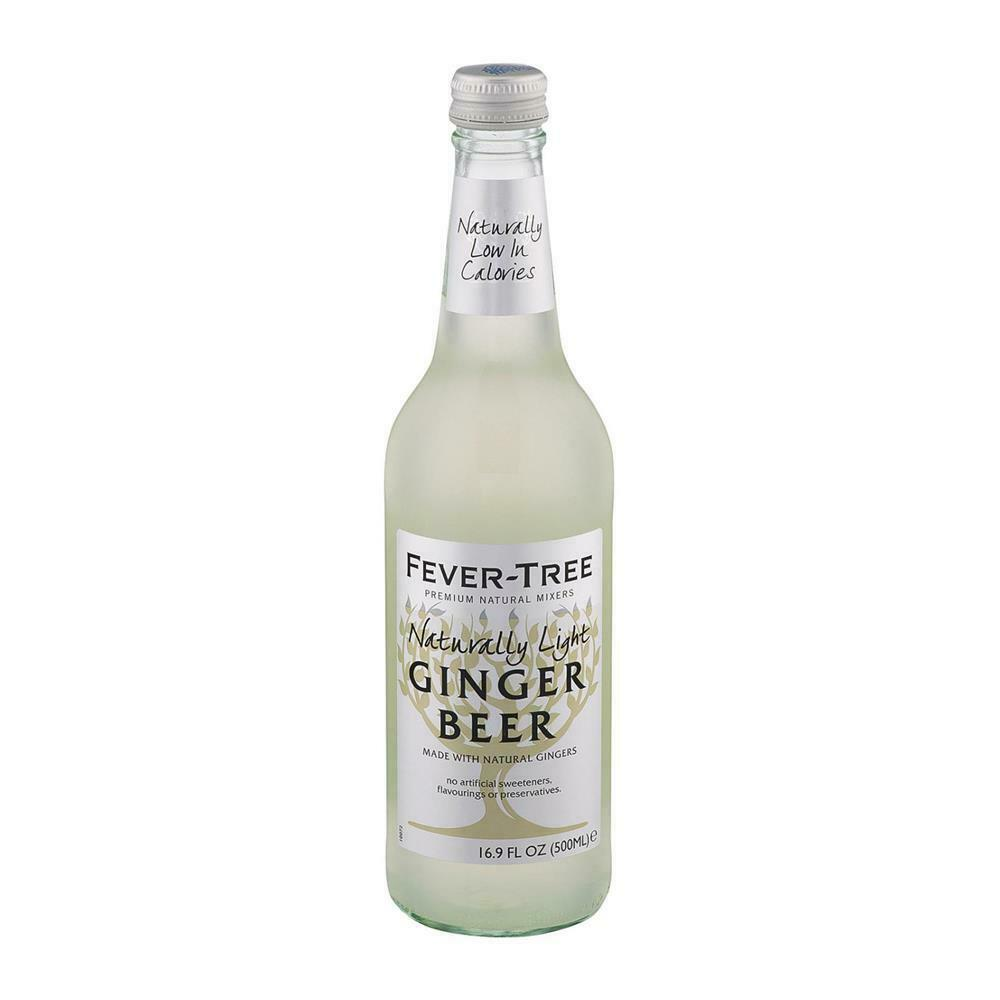 Fever Tree Ginger Beer (16.9 oz)