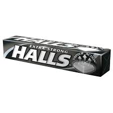 Hall's Extra Strength Cough Drops (9 drops)