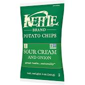 Kettle Brand Sour Cream and Onion Chips (5 oz)