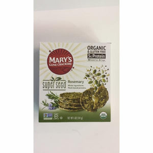 Mary's Gluten Free Rosemary Crackers