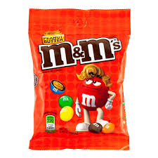 M&M Peanut Butter Bags (5.1oz)