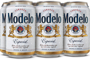 Modelo Especial (6 pack cans)