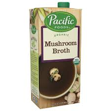 Pacific Natural Foods Mushroom Broth (32 oz)