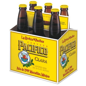 Pacifico (6 pack Bottles)