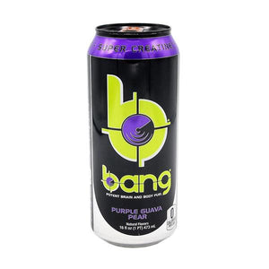 Bang Purple Guava Pear (16 oz)