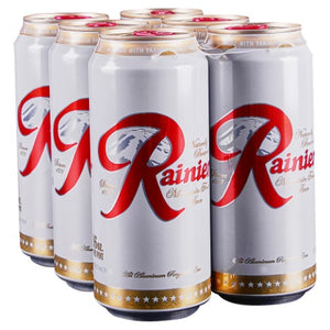 Rainier (6 pack cans)
