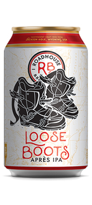 Roadhouse Loose Boots Apres IPA  (6 pack cans)