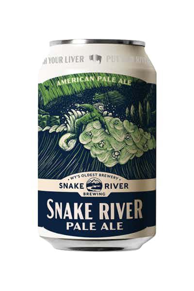 Snake River Pale Ale (6 pack cans)