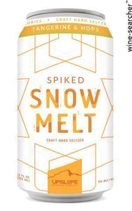 Upslope Spiked Snow Tangerine and Hops (6 pack cans)