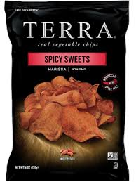 Terra Chips Spicy Sweet Chips (6 oz)