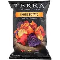 Terra Exotic Potato Chips (6 oz)