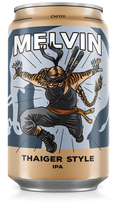 Melvin Thaiger Style IPA 6 pk