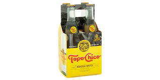 Topo Chico Mineral Water (4 pack)