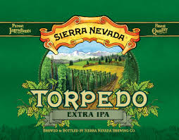 "Sierra Nevada ""Torpedo"" Extra IPA 12 pack cans"