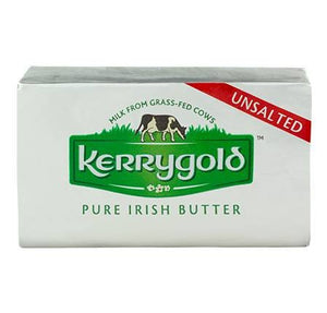 Kerrygold Unsalted Butter (8 oz)