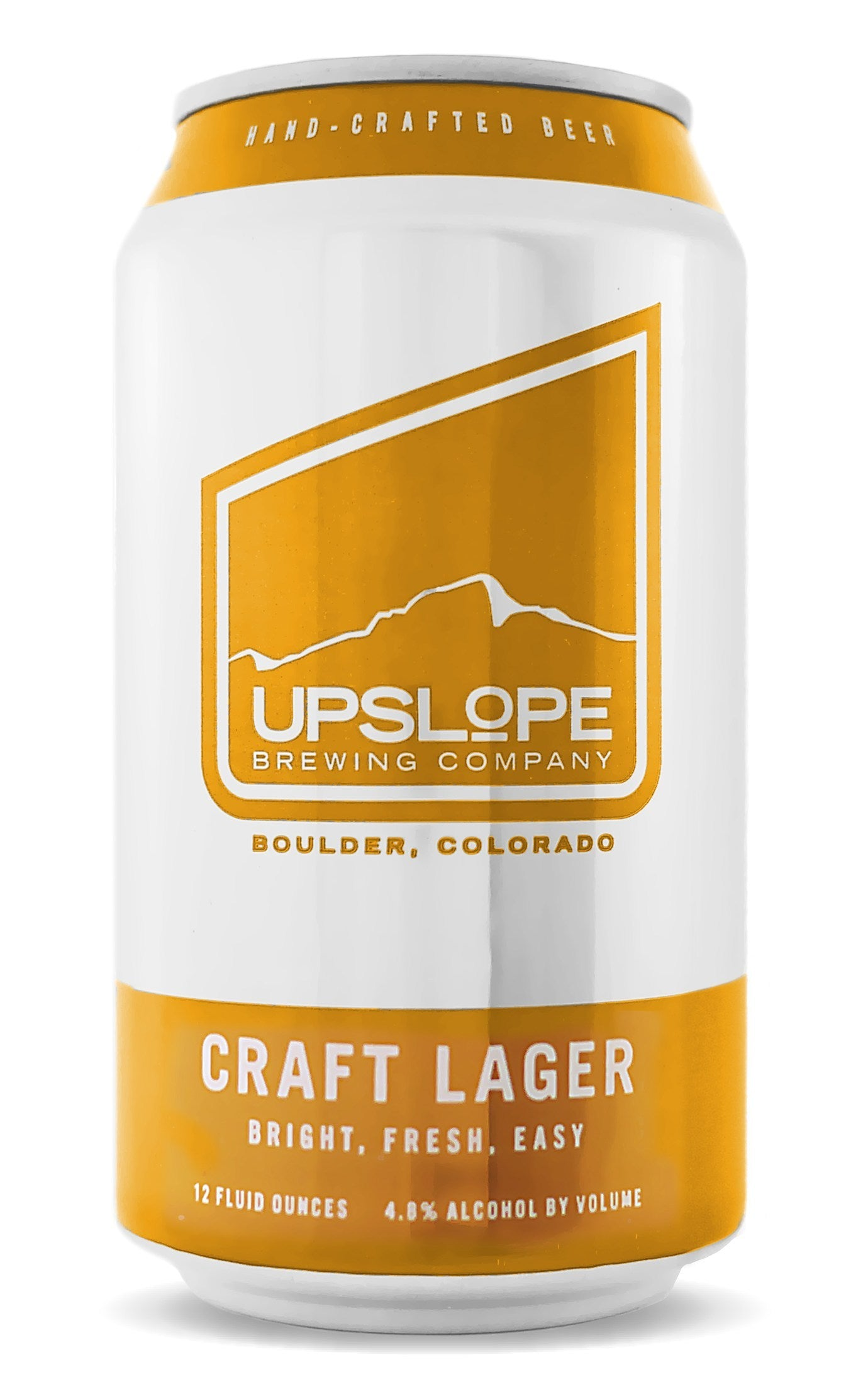 Upslope Craft Lager (6 pack cans)