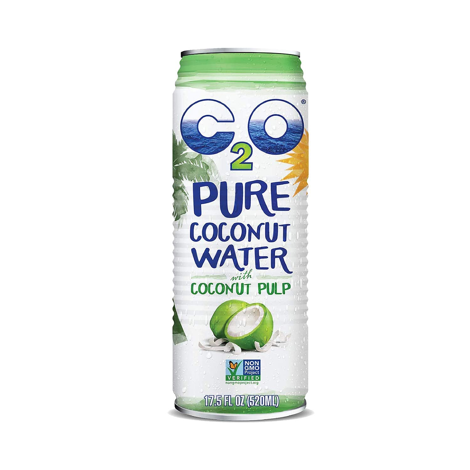 C2O Coconut Water w/ Pulp