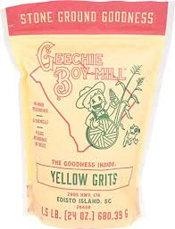 Greechie Boy Mill Yellow Grits (24oz)