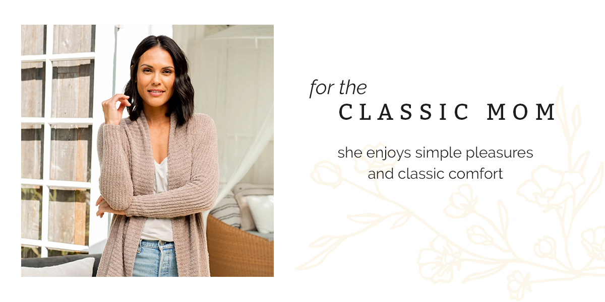 For the Classic Mom - Mother's Day Edit at FIORI