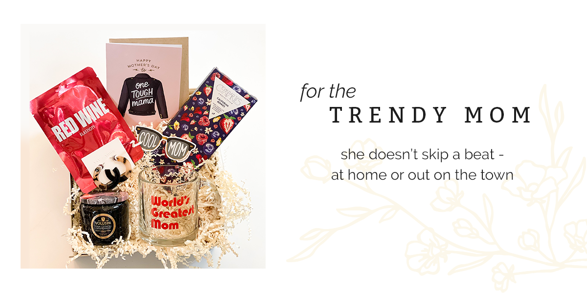 For the Trendy Mom - Mother's Day Edit at FIORI