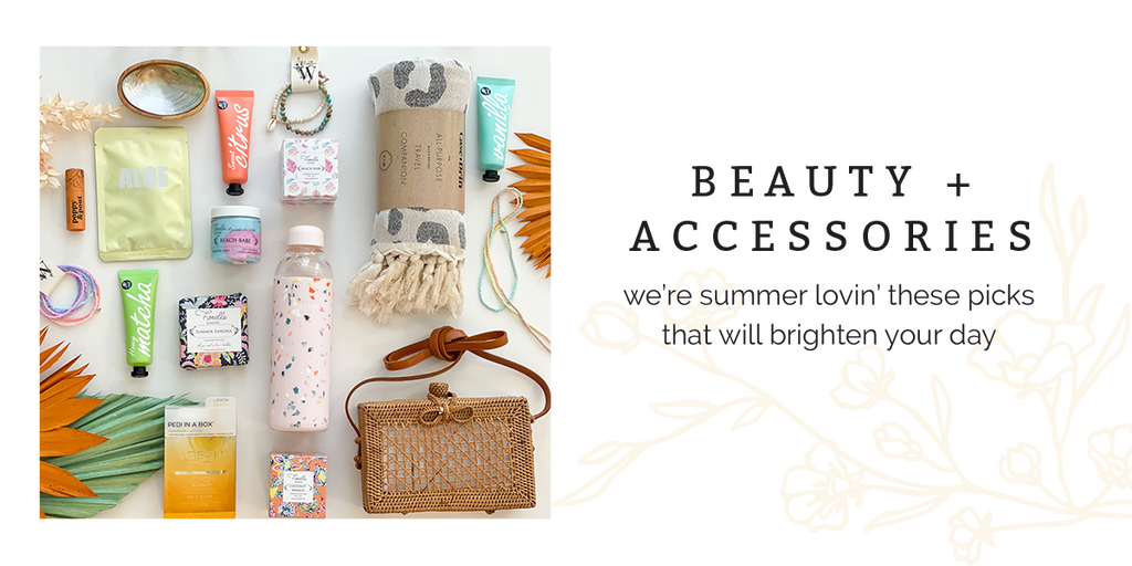 Summer Beauty and Accessories Shop at Fiori