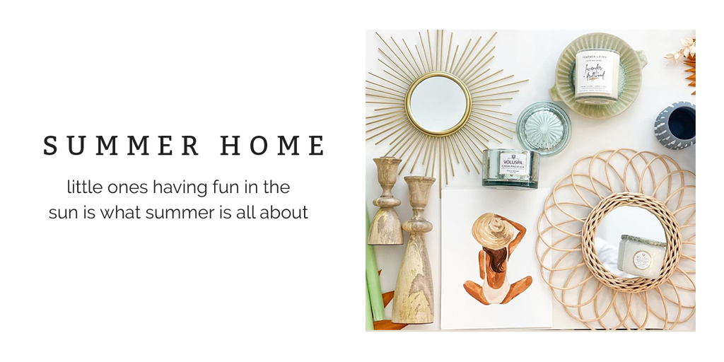 Summer Home and Decor Shop at Fiori