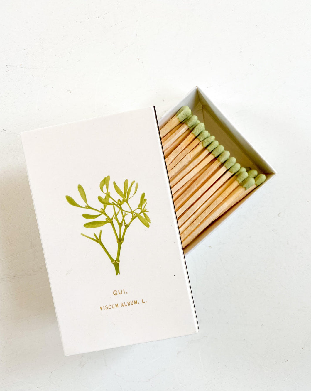 Botanical Matches