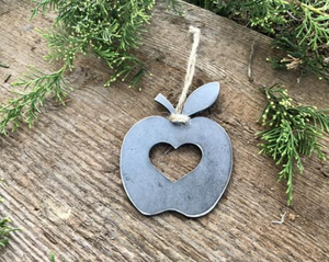 Apple Ornament