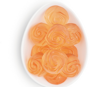 Load image into Gallery viewer, Rosé Gummy Roses