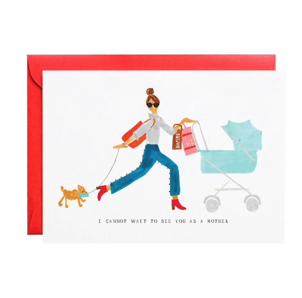 All This and More Greeting Card
