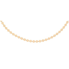 Load image into Gallery viewer, Infinity Gold Choker Chain - 15""