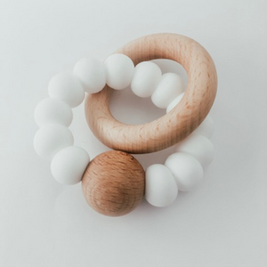 Levi Rattle Teether