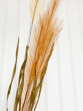 Load image into Gallery viewer, Faux / Artifical / fake Pampas Grass Stems  in GOLD
