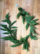 Load image into Gallery viewer, Faux Cedar Garlands (2 Variations)