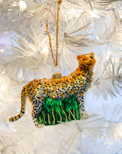 Beautiful Jeweled ornament for a tree or just because!
