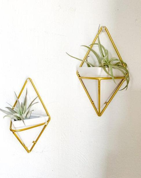 Geometric Wall Hanger